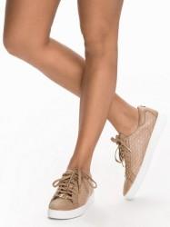 Michael Michael Kors Colby Sneaker Low Top Khaki