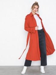 Michael Michael Kors Drapey Trench Coat Trenchcoats