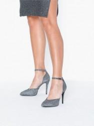 Michael Michael Kors Elysia Ankle Strap Pump High Heel