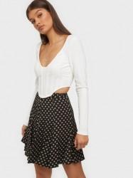 Michael Michael Kors Framed Godet Skirt Mini nederdele