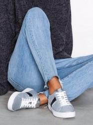 Michael Michael Kors Keaton Stripe Sneaker Low Top