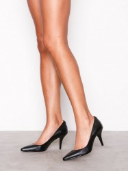 Michael Michael Kors Mk-Flex Mid Pump Pumps Sort