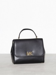 Michael Michael Kors Mott Md Th Satchel Skuldertaske Sort