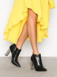 Michael Michael Kors Paloma Bootie High Heel Sort