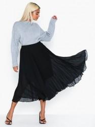 Michael Michael Kors Pleated Skirt Maxinederdele