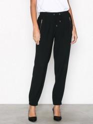 Michael Michael Kors Zip Pocket Track Pant Bukser Black