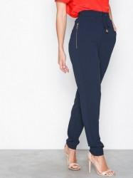 Michael Michael Kors Zip Pocket Track Pant Bukser Marine
