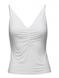 Micro Modal Spandex Shirred Front Camisole