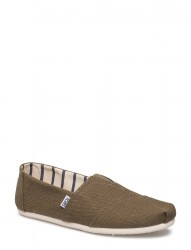 Military Heritage Canvas Espadrile