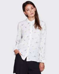 Minimum Ciliane long sleeved shirt (OFFWHITE, 36)