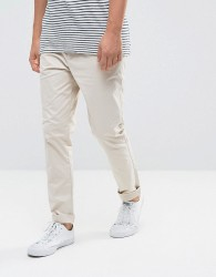 Minimum Frees Slim Fit Trousers - Grey