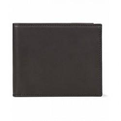 Mismo Leather Billfold Black