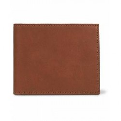 Mismo Leather Billfold Tabac