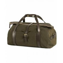 Mismo M/S Explorer Weekend Bag Pine Green/Dark Brown