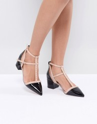 Miss KG Averie Heeled Shoes - Black