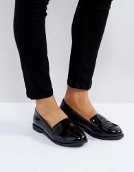 Miss KG Fringe Loafer - Black