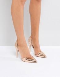 Miss KG Pointed Heels - Copper