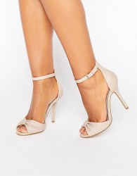 Miss KG Sara Barely There Sandal - Beige