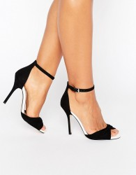 Miss KG Sara Barely There Sandal - Black
