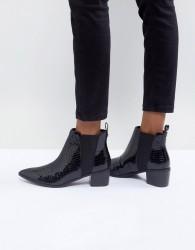 Miss KG Sharpe Heeled Boots - Black