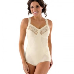Miss Mary of Sweden Miss Mary Lovely Lace Support Body - Champagne * Kampagne *