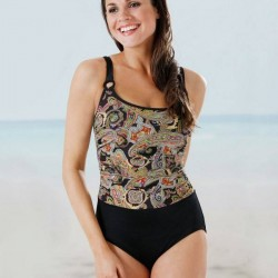 Miss Mary of Sweden Miss Mary Paisley Swimsuit 54 - 56 - Paisley * Kampagne *