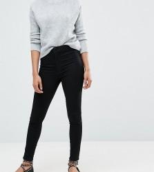 Miss Selfridge Petite Skinny Jeans - Black