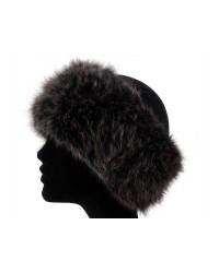 MJM Headband w rabbit (BRUN, ONESIZE)