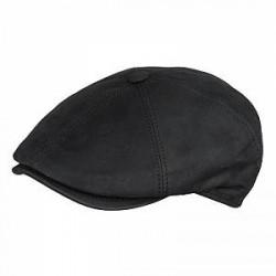 MJM Rebel Nappa Wax Cap