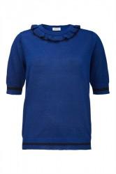 Modström - Bluse - Gusta Top - Royal Blue