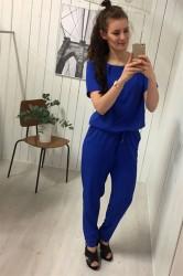 Modström - Jumpsuit - Campell Jumpsuit - Royal Blue