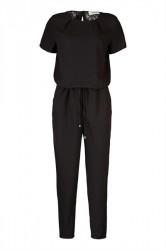 Modström - Jumpsuit - Campell Lace Jumpsuit - Black