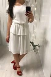 Modström - Kjole - Graham Dress - Off White