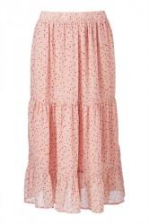 Modström - Nederdel - Galion Print Skirt - Pink Dot