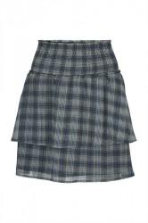 Modström - Nederdel - Tax Print Skirt - Tartan