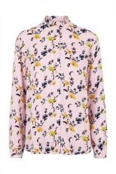Modström - Skjorte - Fardosa Print Shirt - Pale Floral