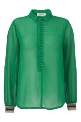 Modström - Skjorte - Galion Shirt - Parrot Green