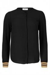Modström - Skjorte - Jolene Shirt - Black