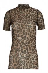 Modström - T-shirt - Tasher Print Top - Leopard