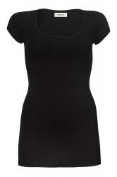 Modström - T-shirt - Trick - Black