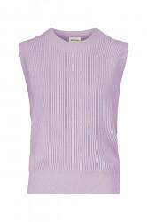 Modström - Vest - Luca Vest - Soft Lavender