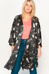 Mønstret kimono