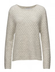 Mohair Knit Top W. Hole