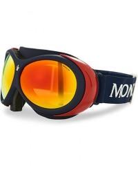 Moncler Lunettes ML0130 Goggles Blue/Red men One size Blå,Rød