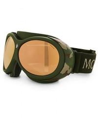 Moncler Lunettes ML0130 Goggles Camo men One size Grøn