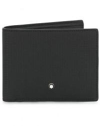 Montblanc Extreme 2.0 Wallet 6cc Carbon Leather Black men One size Sort
