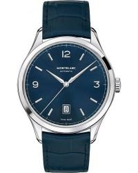 Montblanc Heritage Chronométrie Automatic 40mm Blue Dial men One size Blå