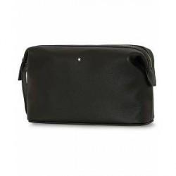 Montblanc Meisterstück Soft Grain Wash Bag Black