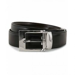 Montblanc Reversible 30mm Belt Black
