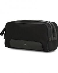 Montblanc Sartorial Jet Wash Bag Black men One size Sort